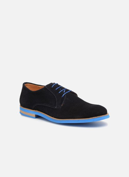 Scarpe con lacci Mr SARENZA Sheffield Azzurro immagine destra