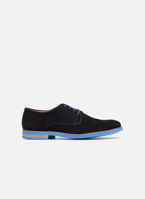 Chaussures à lacets Mr SARENZA Sheffield Bleu vue détail/paire