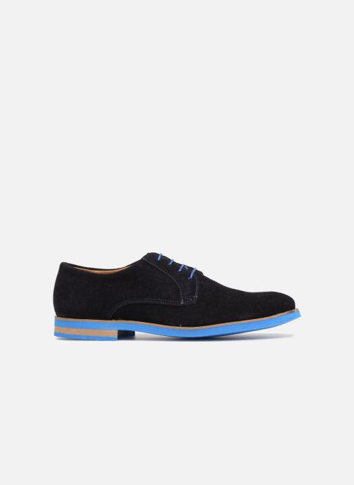Zapatos con cordones Mr SARENZA Sheffield Azul vista de detalle / par