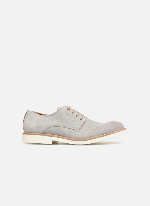 Chaussures à lacets Mr SARENZA Sheffield Gris vue détail/paire