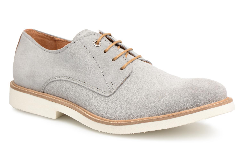 Chaussures à lacets Mr SARENZA Sheffield Gris vue droite