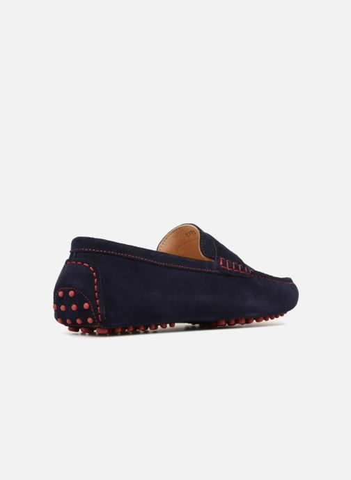 Loafers Mr SARENZA Suttin Blue front view