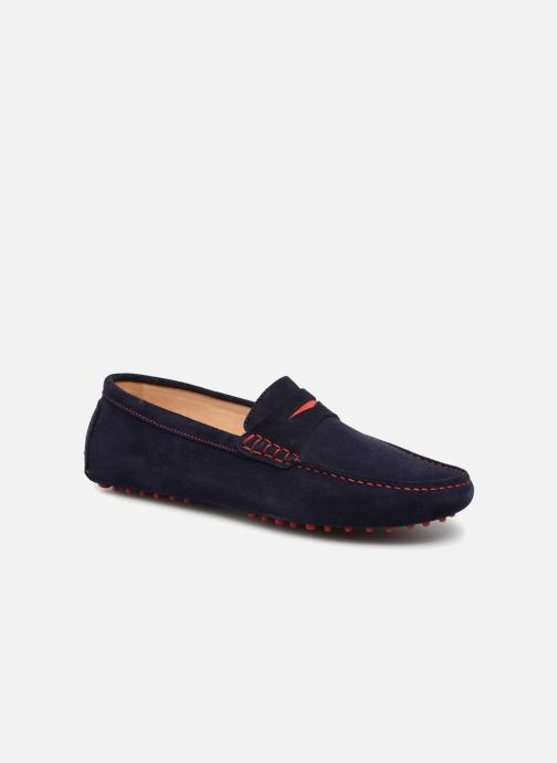 Loafers Mr SARENZA Suttin Blue view from the right