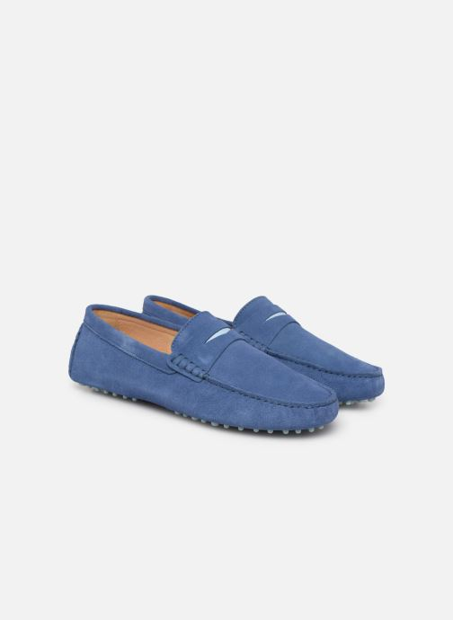 Loafers Mr SARENZA Suttin Blå se bagfra