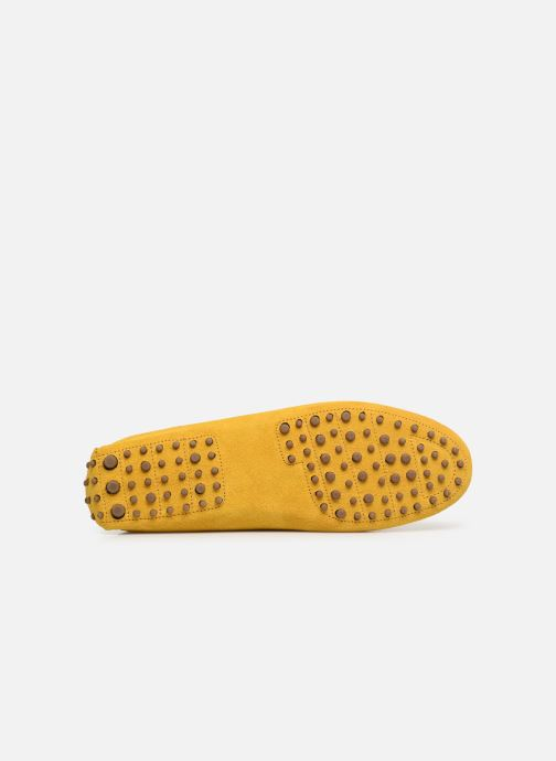 Loafers Mr SARENZA Suttin Yellow view from above
