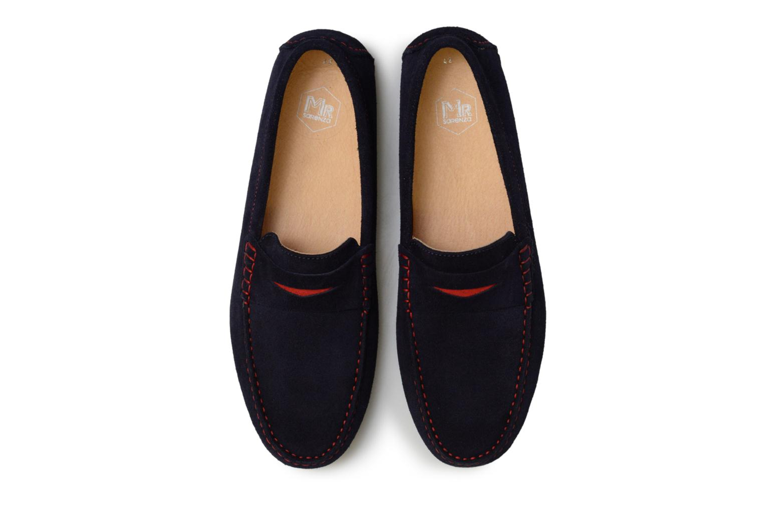 Loafers Mr SARENZA Suttin Blue model view