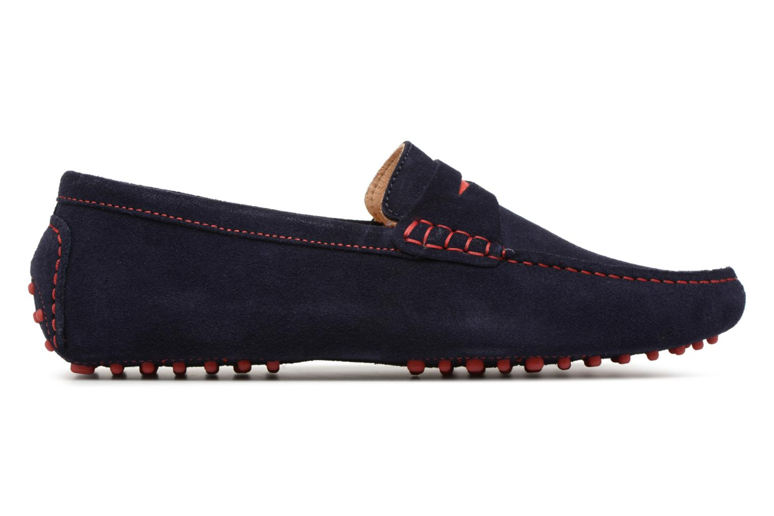 Loafers Mr SARENZA Suttin Blue detailed view/ Pair view