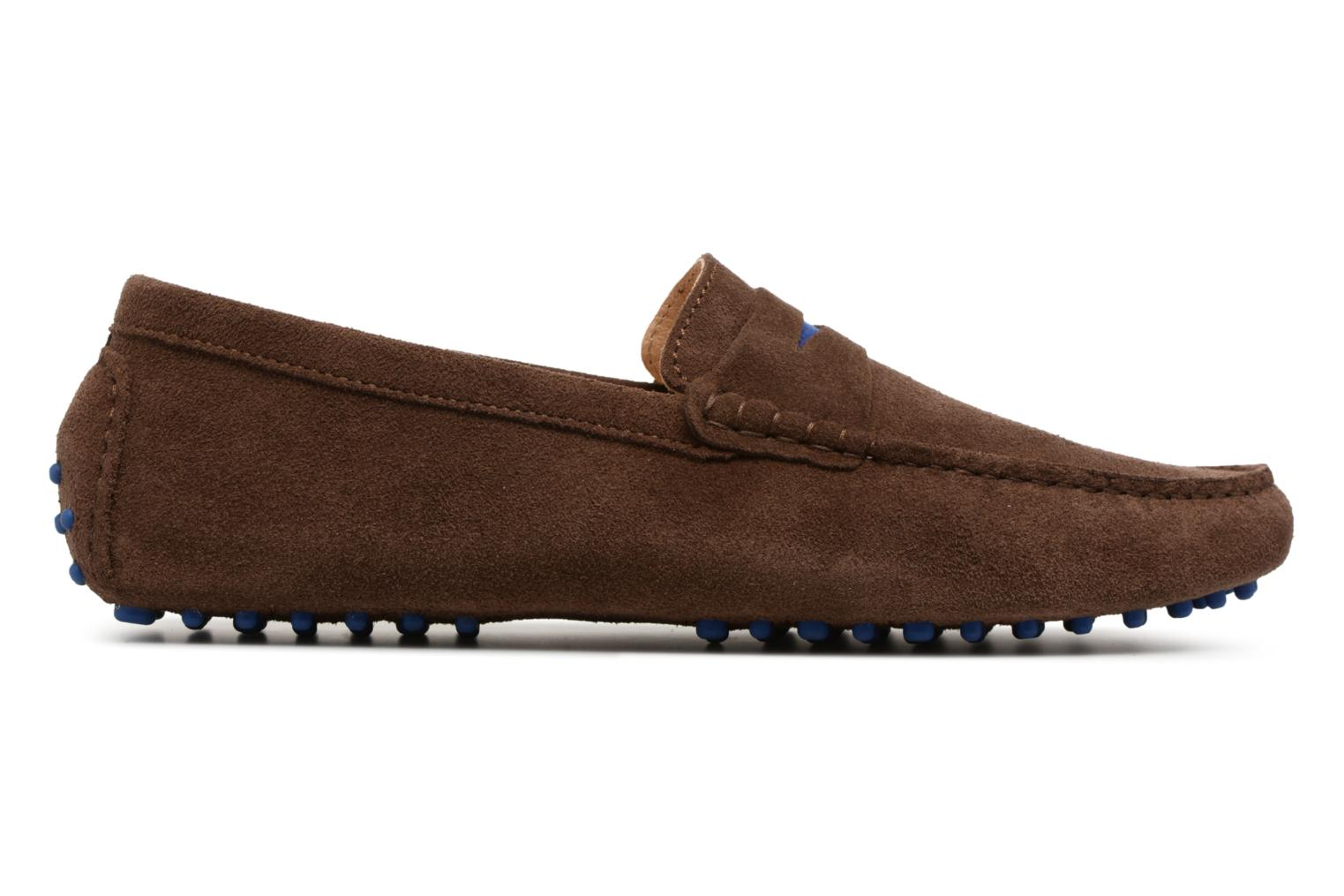 Loafers Mr SARENZA Suttin Brown detailed view/ Pair view