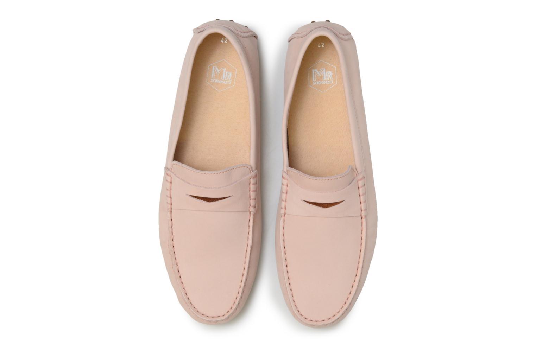 Loafers Mr SARENZA Suttin Pink model view