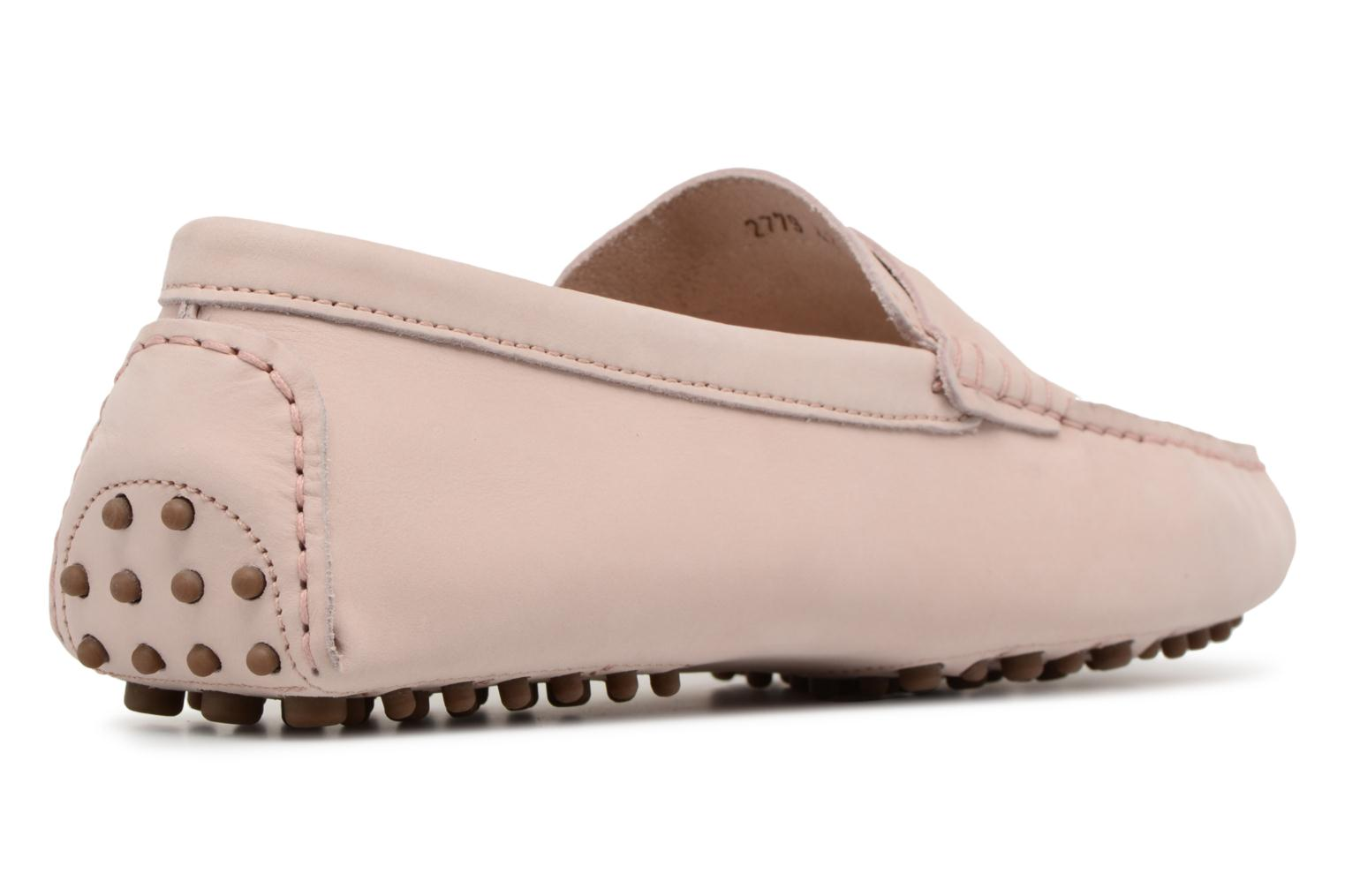 Loafers Mr SARENZA Suttin Pink front view