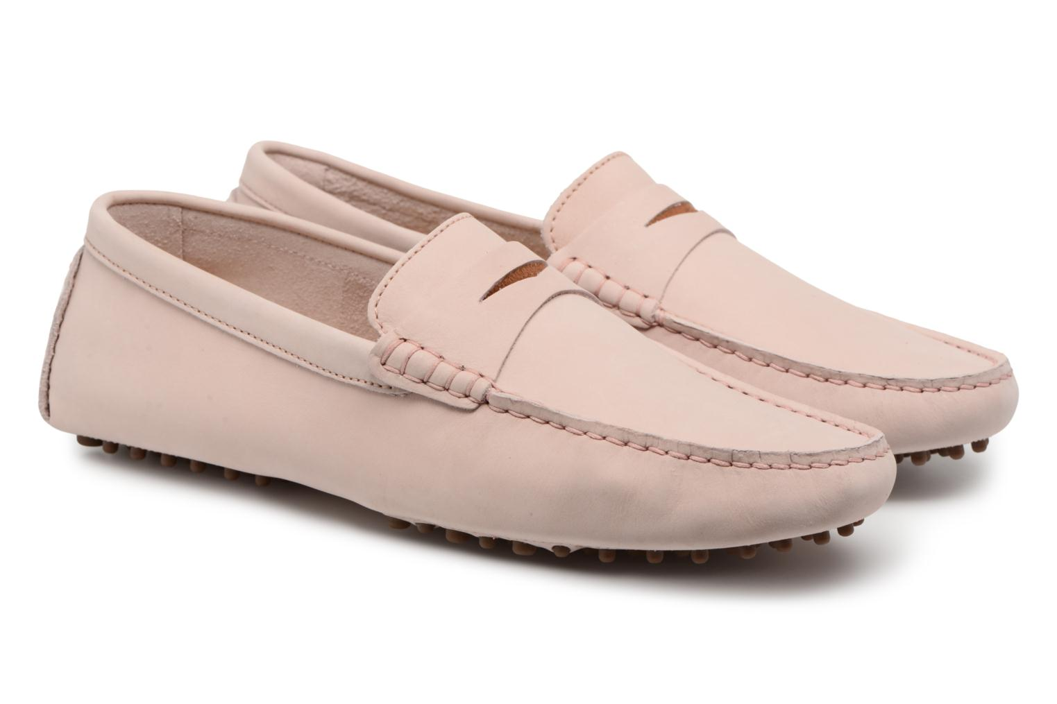 Loafers Mr SARENZA Suttin Pink back view