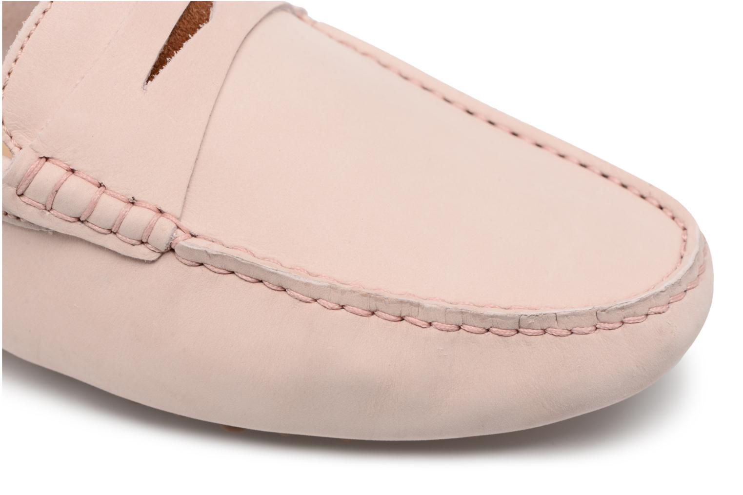Loafers Mr SARENZA Suttin Pink view from the left