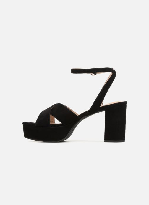 Astrid Et Nu For pieds Sandales Black What Suede bYvIfy67g