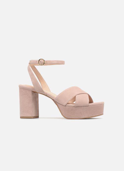 Sandalen What For Astrid rosa ansicht von hinten