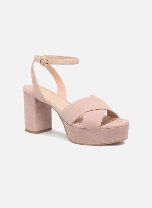 Sandalen What For Astrid rosa detaillierte ansicht/modell