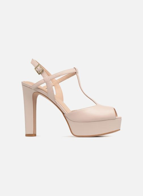 Pumps What For Reddy Beige achterkant