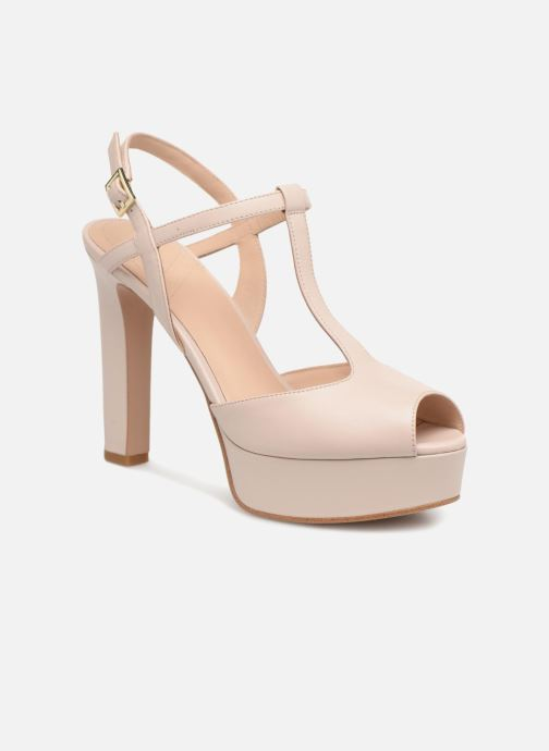 High heels What For Reddy Beige detailed view/ Pair view