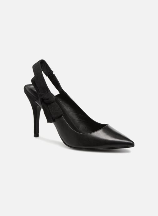Pumps What For Coco Zwart detail