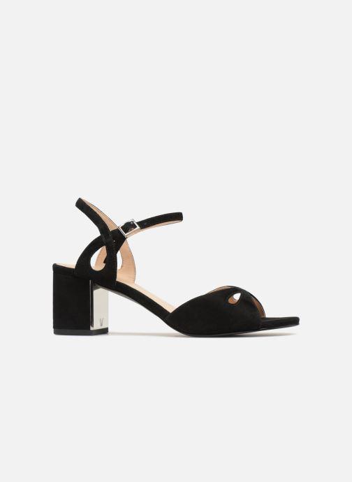 Zapatos de tacón What For Anne Negro vistra trasera