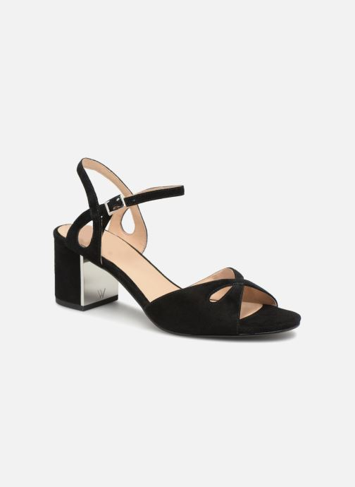 Zapatos de tacón What For Anne Negro vista de detalle / par
