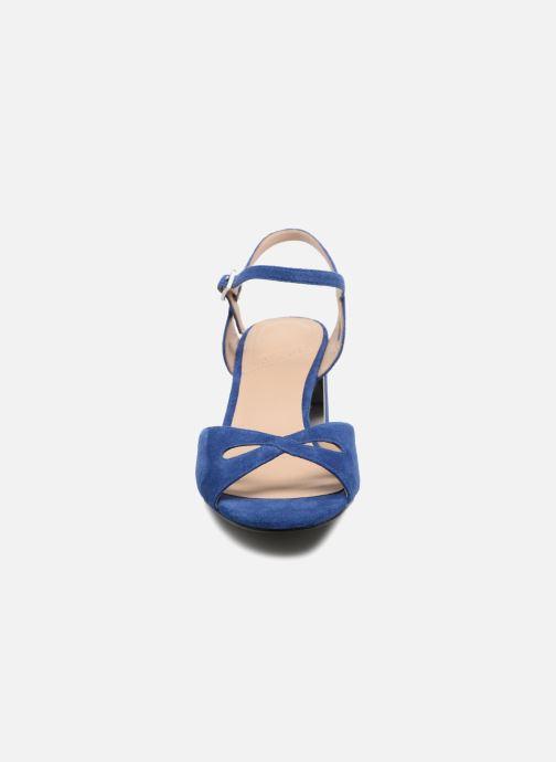 Zapatos de tacón What For Anne Azul vista del modelo