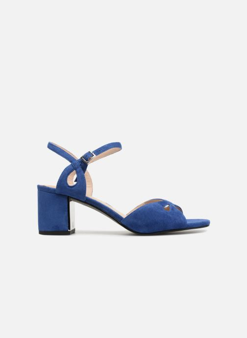 Pumps What For Anne Blauw achterkant