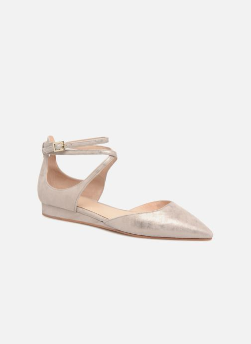 Ballet pumps What For Edith Beige detailed view/ Pair view