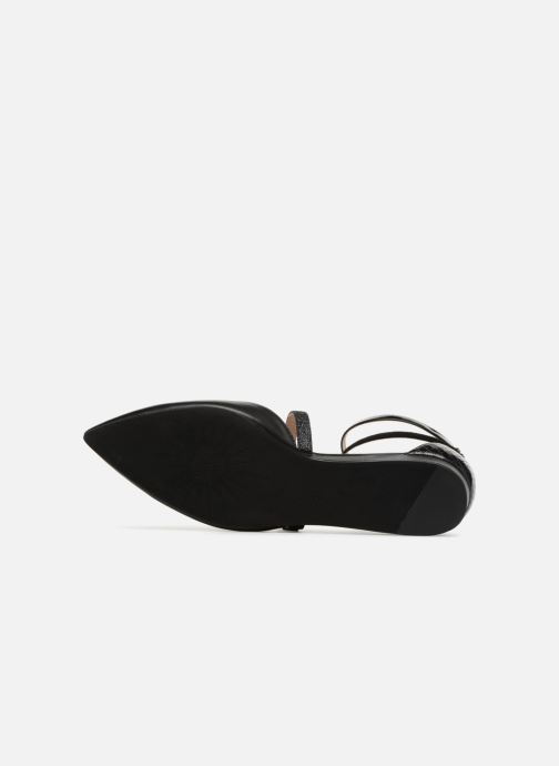 Ballerines What For Rudy Noir vue haut