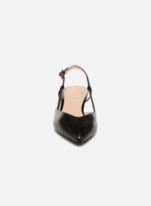 Escarpins What For Roro Noir vue portées chaussures