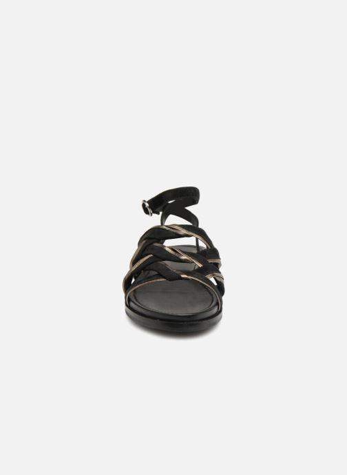 Sandalen What For Alizee schwarz schuhe getragen