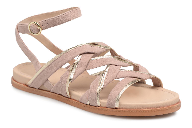 Nuevo zapatos What Sandalias For Alizee (Rosa) - Sandalias What en Más cómodo b9b007