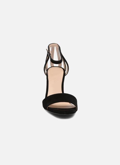 Sandali e scarpe aperte What For Palerme WF461 Nero modello indossato