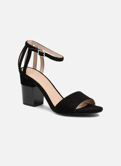 Sandali e scarpe aperte What For Palerme WF461 Nero vedi dettaglio/paio