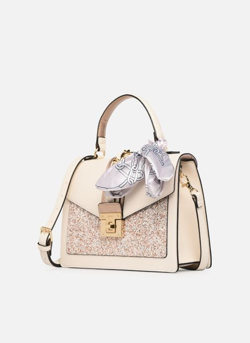 Handtaschen Aldo GLENDAA weiß schuhe getragen