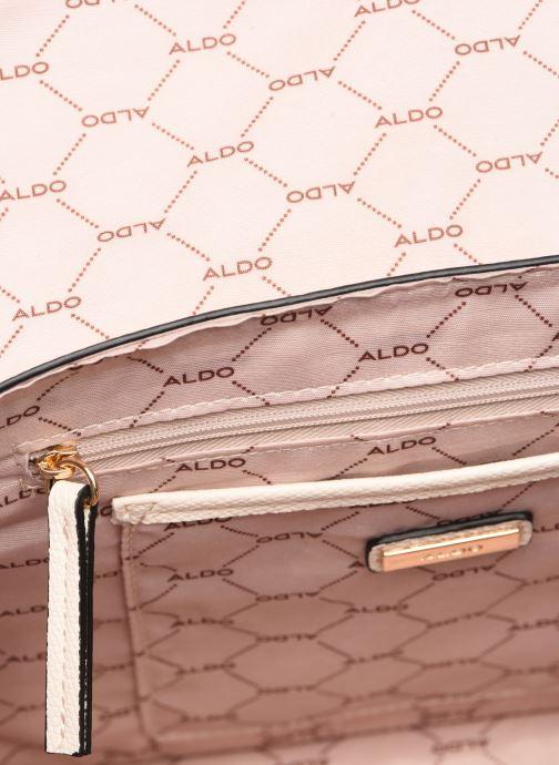 Handtaschen Aldo GLENDAA weiß ansicht von hinten