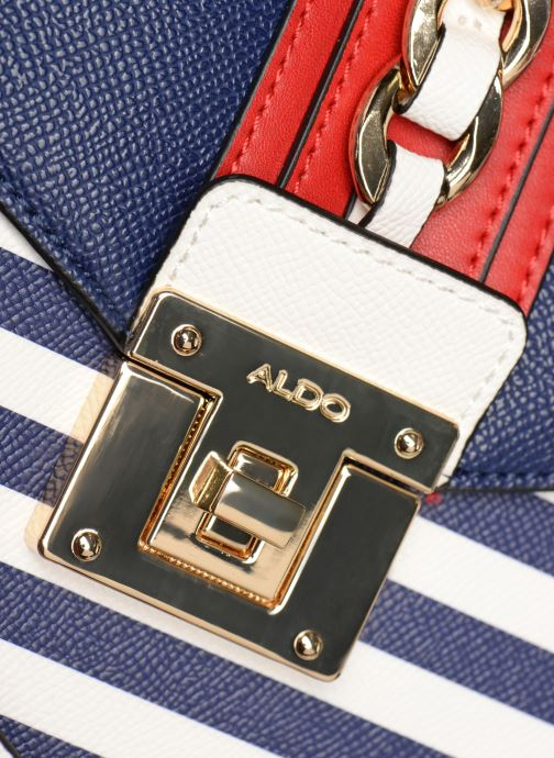 Bolsos de mano Aldo GLENDAA Azul vista lateral izquierda