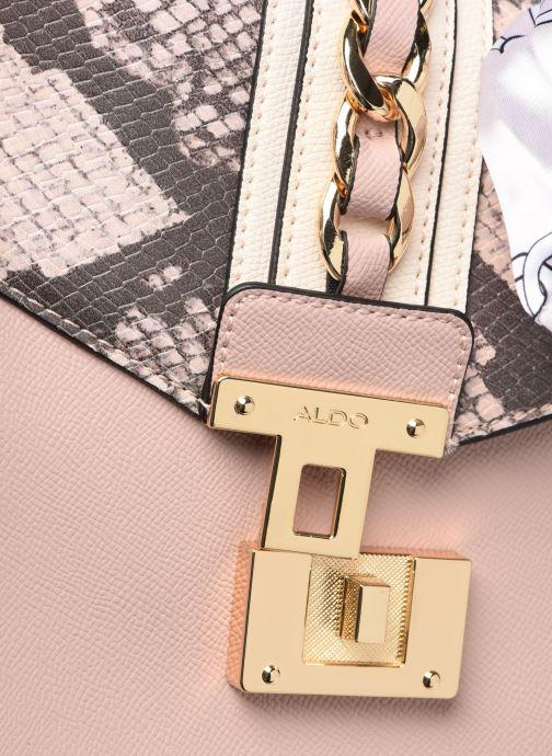 Handtaschen Aldo GLENDAA rosa ansicht von links