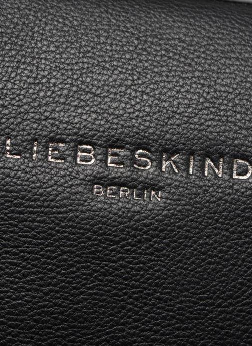 Handtassen Liebeskind Berlin Presque Zwart links