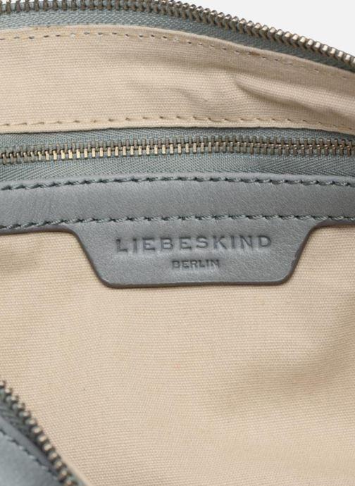 Sacs à main Liebeskind Berlin Montoir Bleu vue derrière