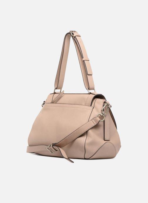 Handtaschen Liebeskind Berlin Dinard rosa ansicht von rechts