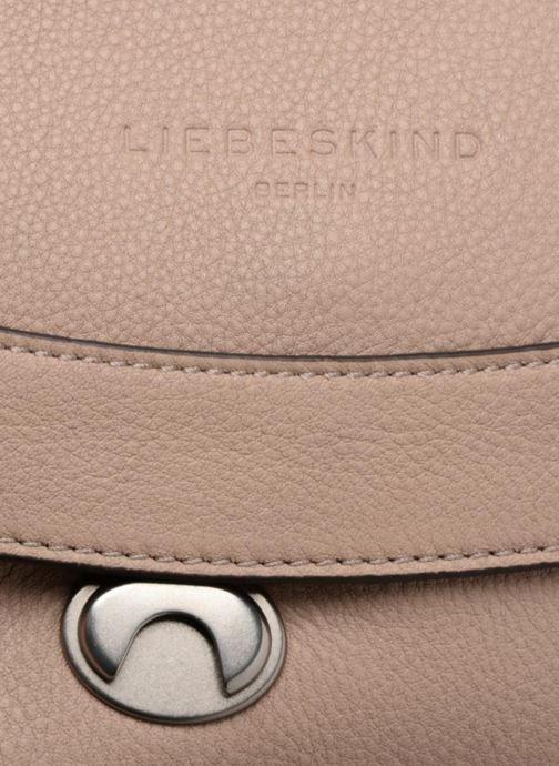 Handtaschen Liebeskind Berlin Dinard rosa ansicht von links