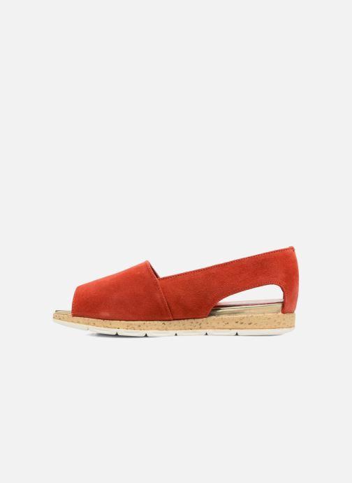 Sandales et nu-pieds Aerosoles Dance Floor Rouge vue face