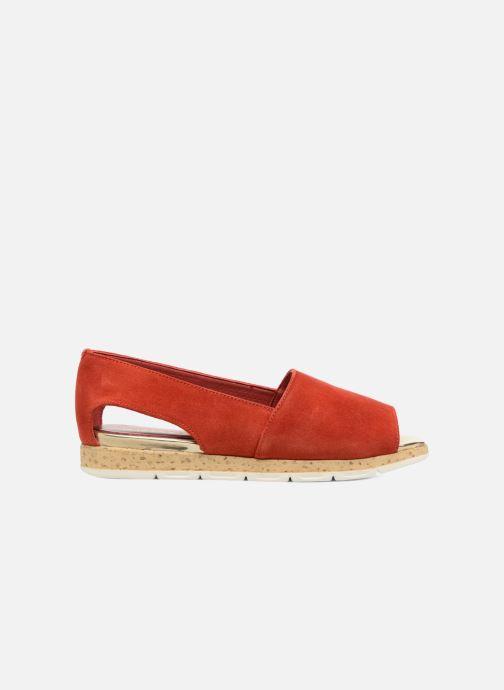 Sandales et nu-pieds Aerosoles Dance Floor Rouge vue derrière