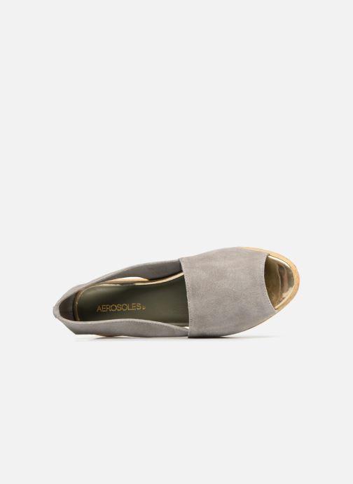 Sandali e scarpe aperte Aerosoles Dance Floor Grigio immagine sinistra