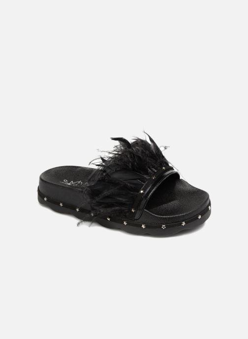 Clogs & Pantoletten Sixty Seven Yopa schwarz detaillierte ansicht/modell