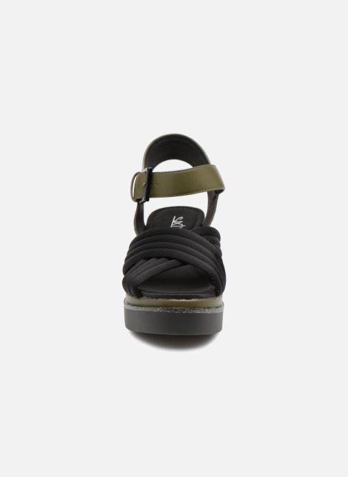 Sandales et nu-pieds Sixty Seven Kakiba Vert vue portées chaussures