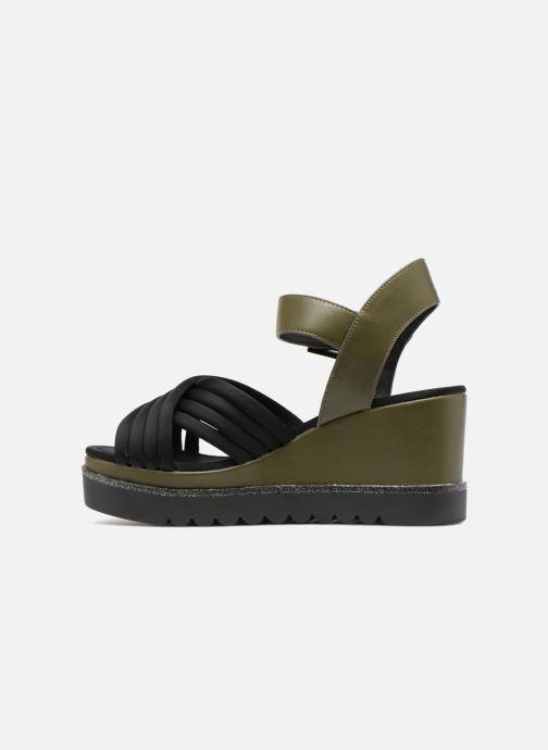 Sandales et nu-pieds Sixty Seven Kakiba Vert vue face