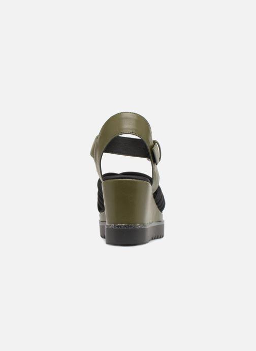 Sandales et nu-pieds Sixty Seven Kakiba Vert vue droite