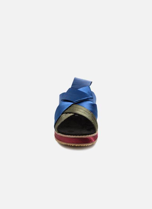 Sandales et nu-pieds Sixty Seven Blue dead Bleu vue portées chaussures