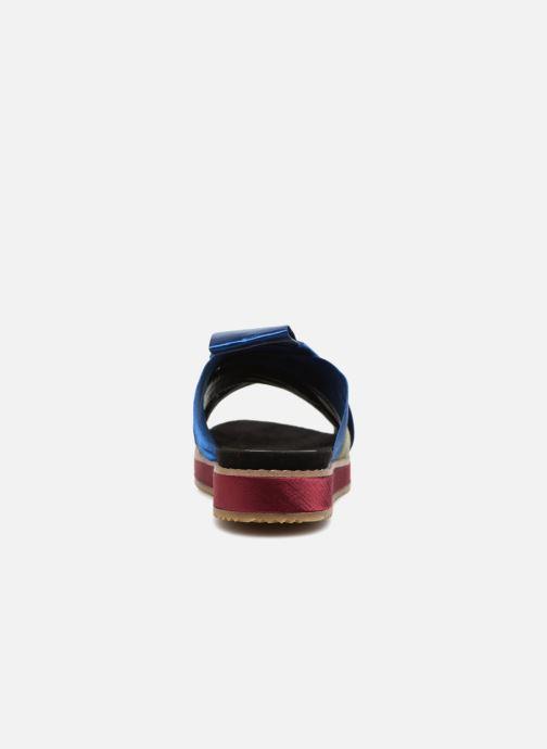 Sandales et nu-pieds Sixty Seven Blue dead Bleu vue droite